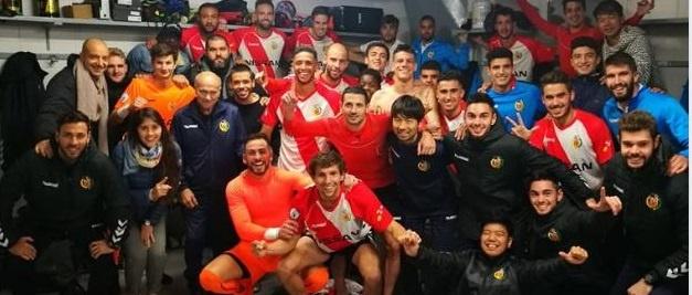 """""""L'Hospi"""", nou lider de la tercera divisió de futbol"""