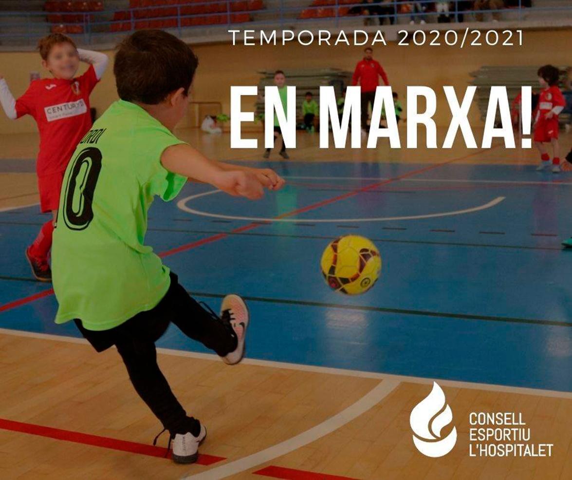 A mitad del mes de octubre empezarán las actividades y competiciones del Consell Esportiu de L'Hospitalet