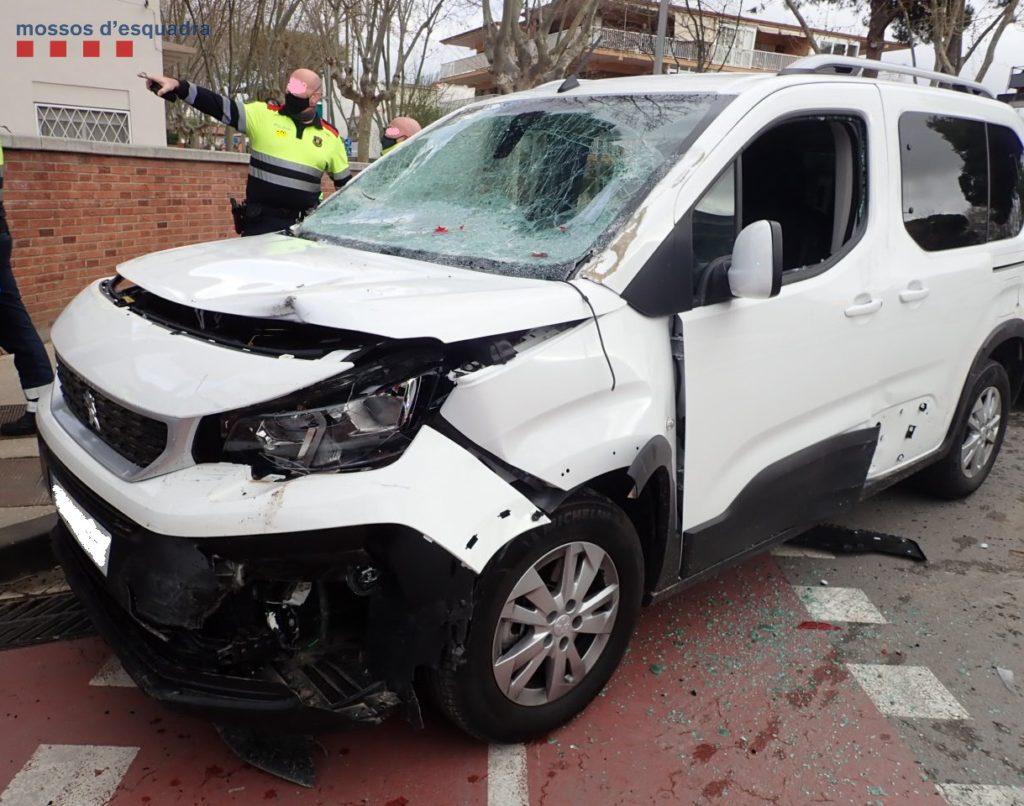 Castelldefels accident