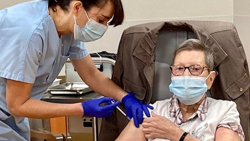 Vacination a la France