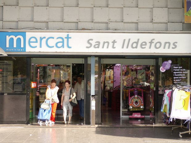 Mercat de Sant Ildefon